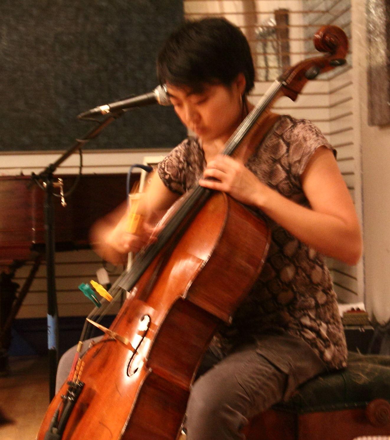 Wong cello