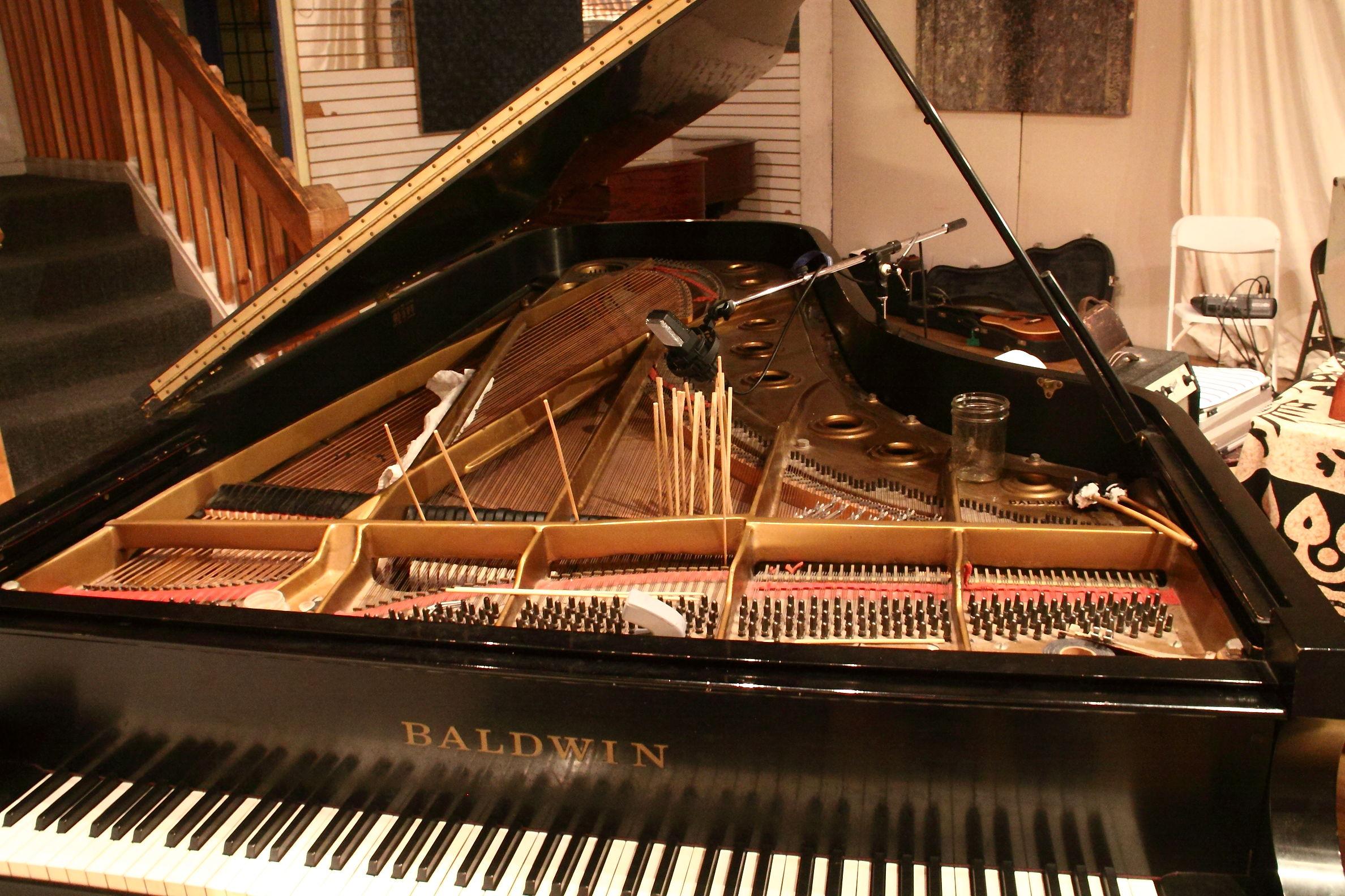 Lewandowski piano