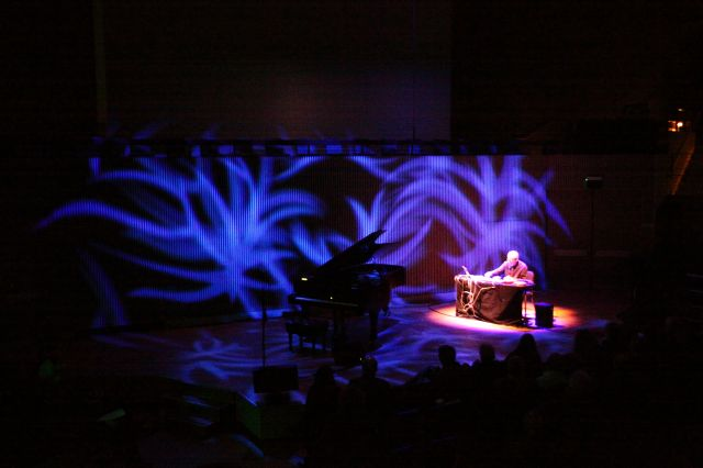 John Bischoff performing Surace Effect (2011)
