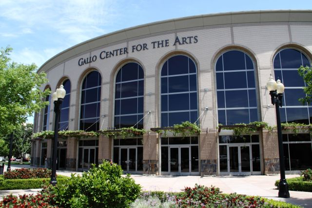 Gallo Center for the Arts in Modesto, CA