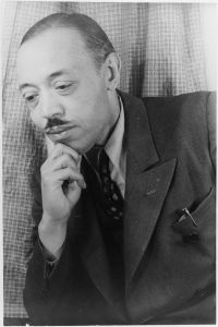 William Grant Still photographed by Carl van Vechten