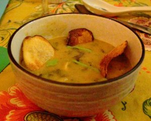 Potato Sorrel Soup