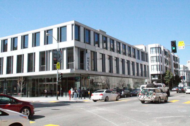 SF Jazz Center