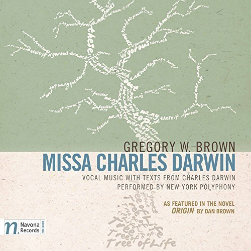 This Is One Unusual Disc, Not Specifically Due To The Musical Content  Actually But Rather Its Back Story. Gregory W. Brown Is A Composer With A  Significant ...