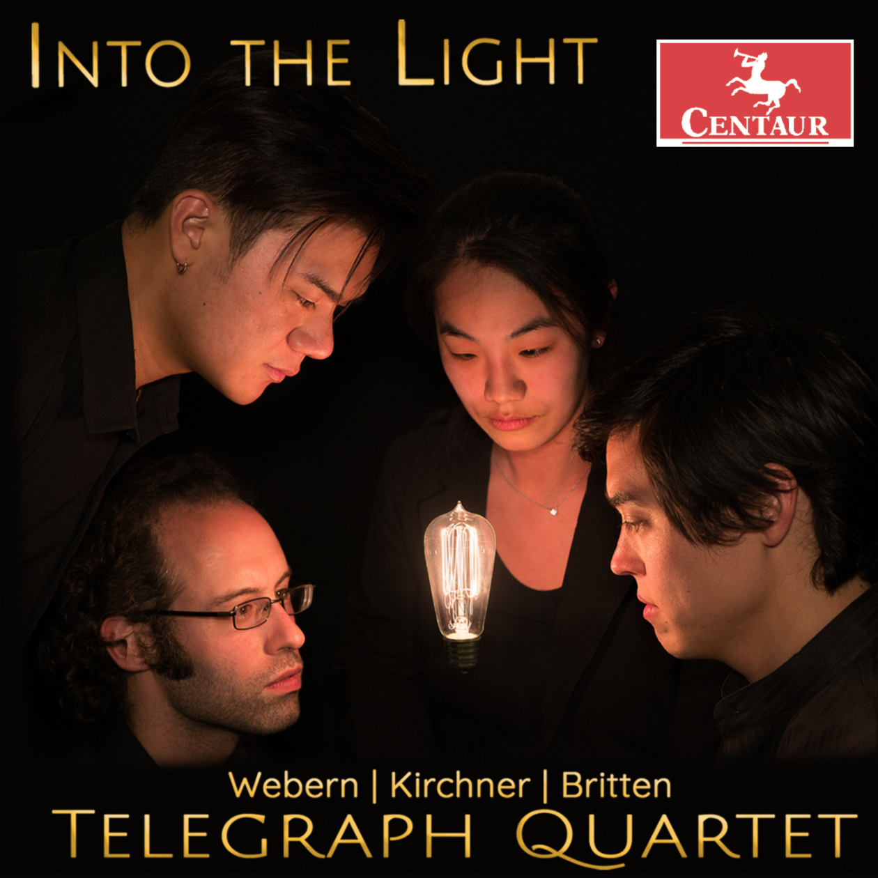TelegraphQuartet_IntoTheLight_AlbumCover