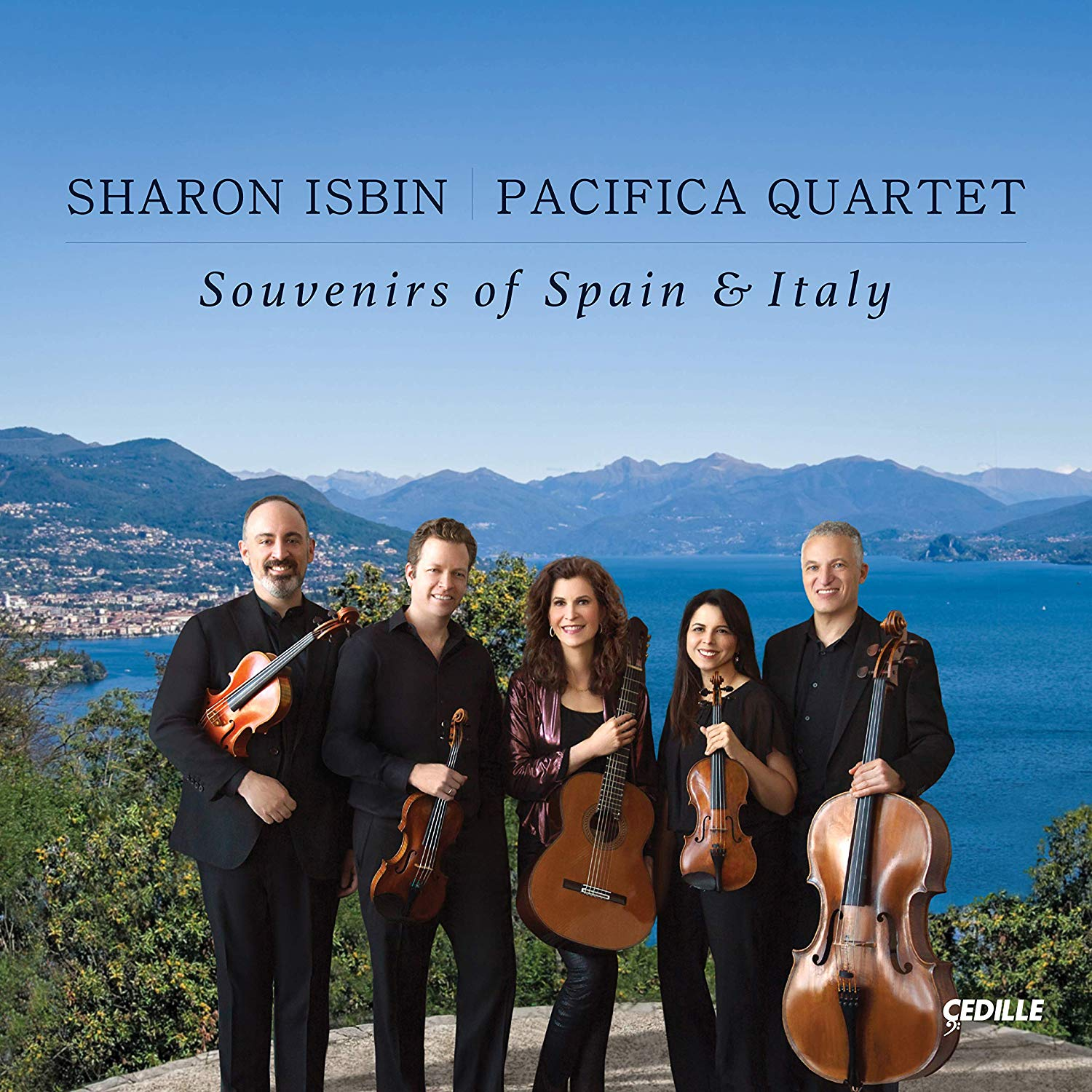 The Ecstasy of Enjoyment: Sharon Isbin with the Pacifica Quartet